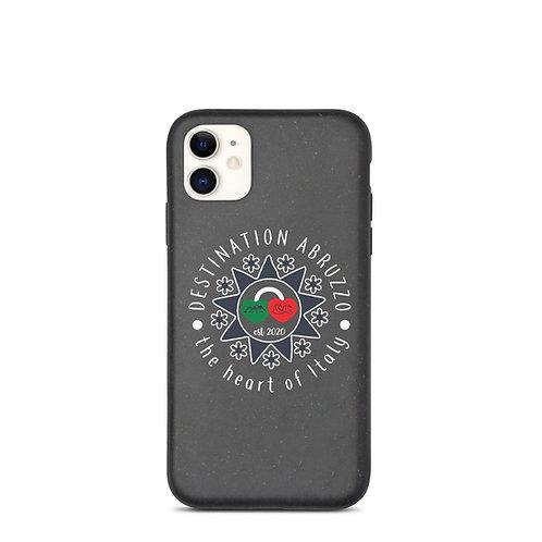 Destination Abruzzo Biodegradable Iphone case