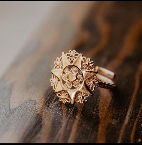"Ring ""La Presentosa"""