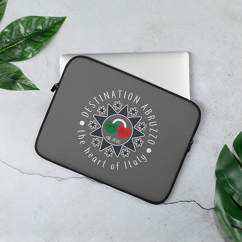 Destination Abruzzo Laptop Sleeve