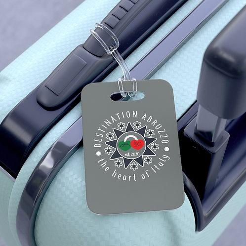 Destination Abruzzo Bag Tag