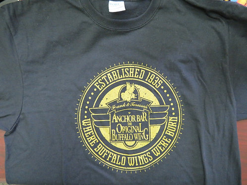 ANCHOR BAR EST 1935 T-SHIRT