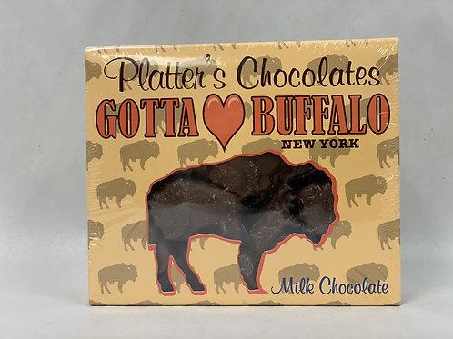 Platters Mini Buffalos - 12 oz Box