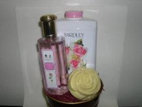 English Rose Perfume Set