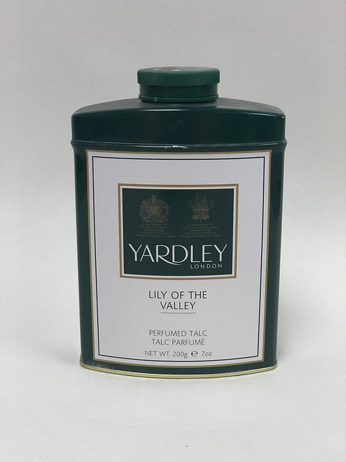 Classic Talc - Lily of the Valley