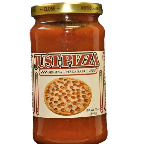 JUST PIZZA ORIGINAL PIZZA SAUCE