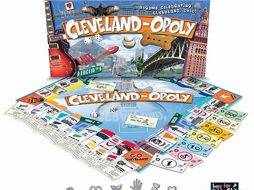 CLEVELAND-OPOLY