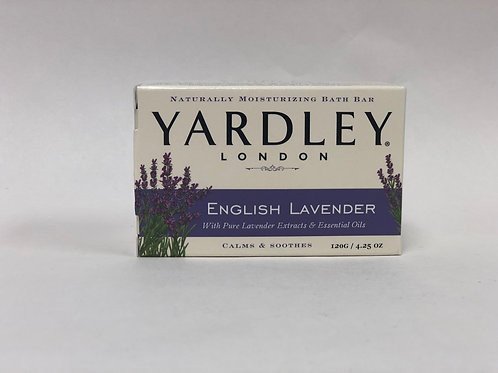 English Lavender Bar Soap