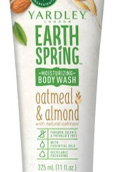 Oatmeal & Almond Body Wash