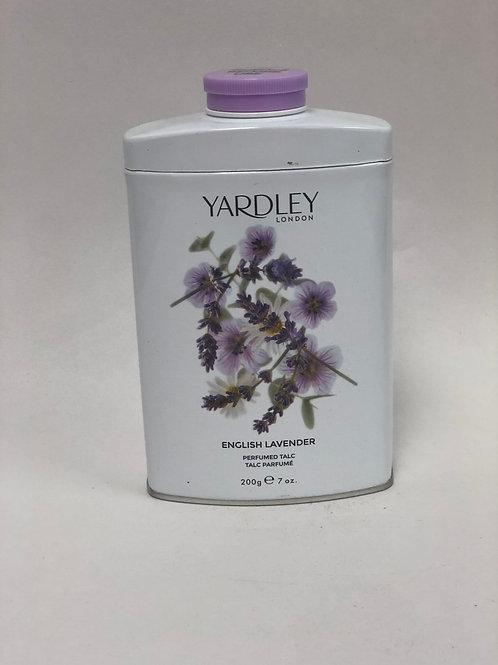 Classic Talc - English Lavender