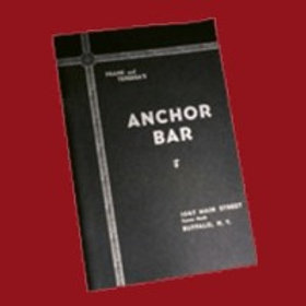 ANCHOR BAR HISTORY BOOK