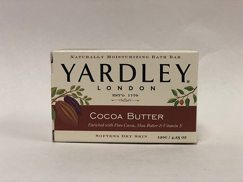 Cocoa Butter Bar Soap