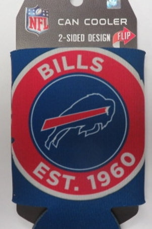 BUFFALO BILLS CAN KOOZIE-EST 1960