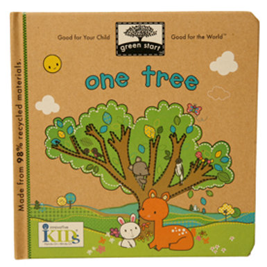ONE TREE BABY BOOK