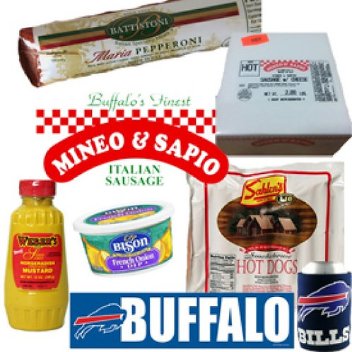 SUPER TAILGATING GRILLIN' PACK (FREE PRIORITY OVERNIGHT SHIPPING)