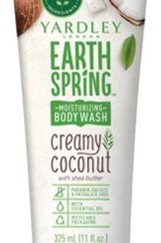 Creamy Coconut Body Wash