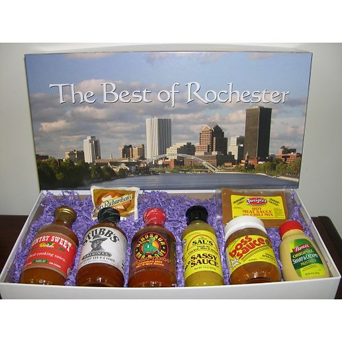 BEST OF ROCHESTER GIFT BOX (FREE SHIPPING)