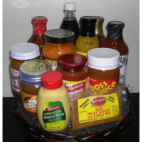 BEST OF ROCHESTER GIFT BASKET (FREE SHIPPING)
