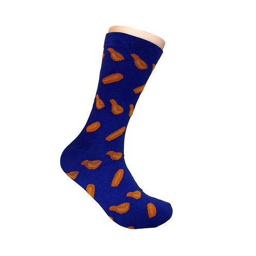 Buffalo Chicken Wing Socks