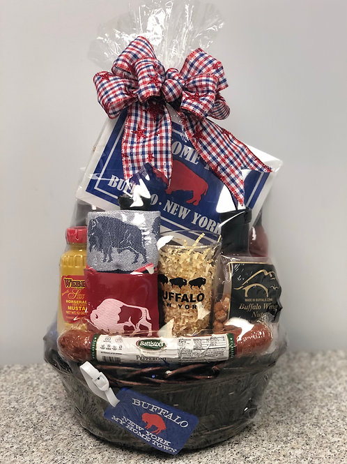 BEST OF BUFFALO ULTIMATE GIFT BASKET (FREE SHIPPING)