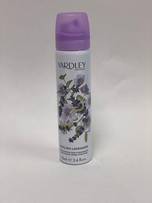 English Lavender Body Spray