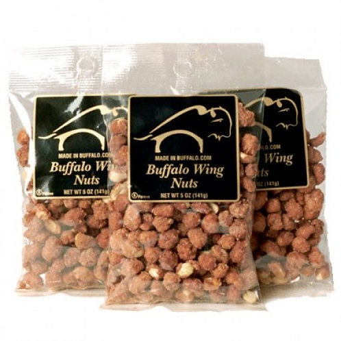 BUFFALO WING NUTS (3 PACK)