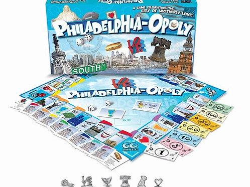 PHILADELPHIA-OPOLY