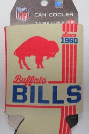 BUFFALO BILLS CAN KOOZIE-SINCE 1960