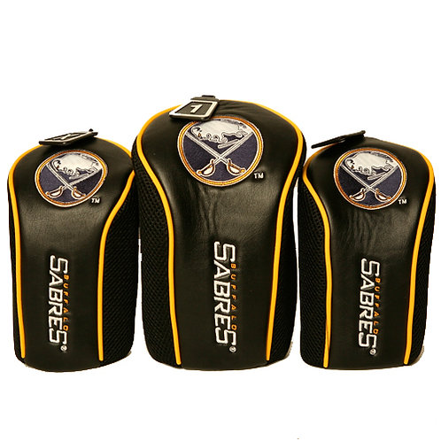 BUFFALO SABRES GOLF CLUB HEADCOVERS