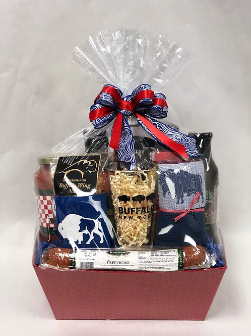 BEST OF BUFFALO GIFT BASKET (FREE SHIPPING)