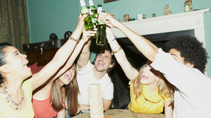 נהיגה תחת השפעת אלכוהול בקרב בני נוער