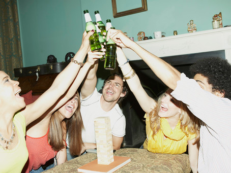 How to make it through your company party without a visit to HR