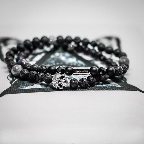Amulet Double Wrap Bracelet