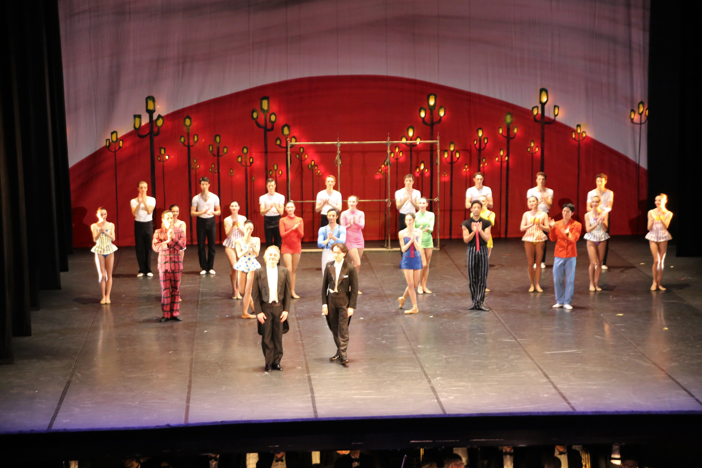 Roberto Galfione, Léonard Ganvert et le ballet