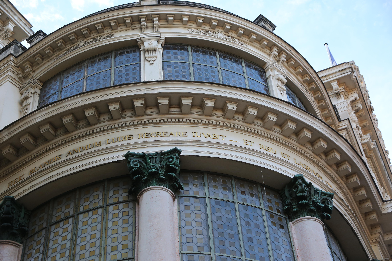 L'Opéra de Nice Côte d'Azur