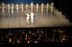 ...et le ballet