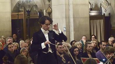 Léonard Ganvert, conductor
