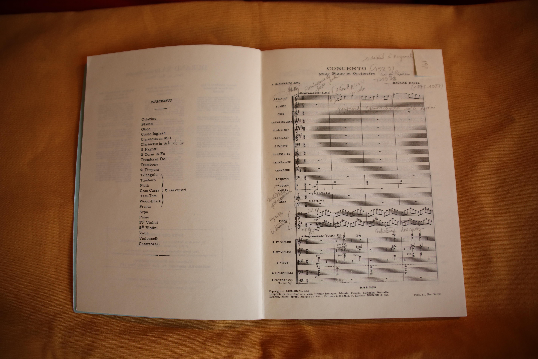 M. Ravel et J. Robbins
