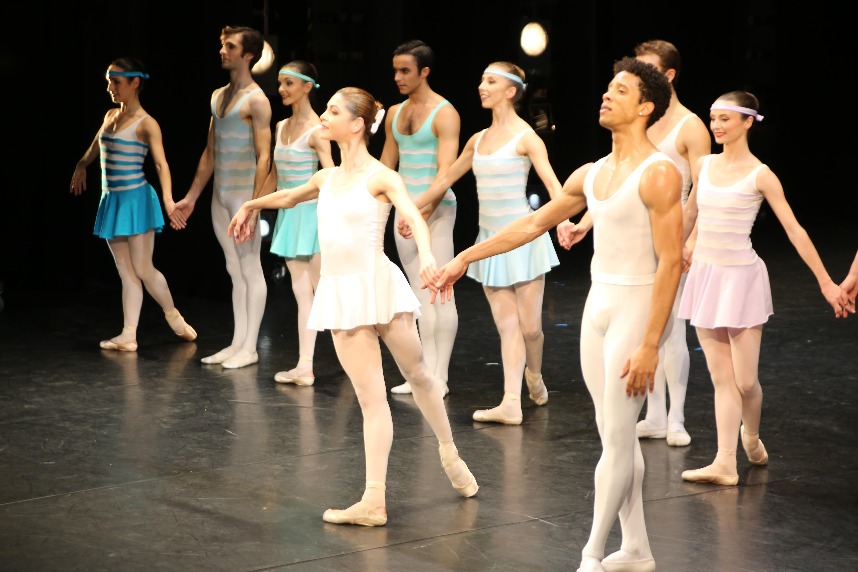 Le Ballet Nice Méditerranée, Marlen Fuerte Castro et Luis Valle