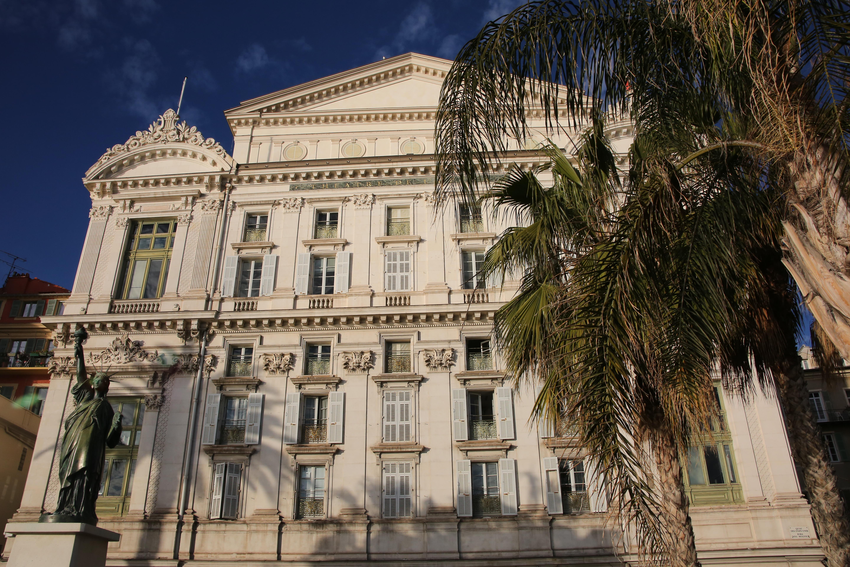L'Opéra de Nice Côte d'Azur (France)