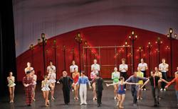 Solistes, ballet, pianiste, chef, chorégraphe