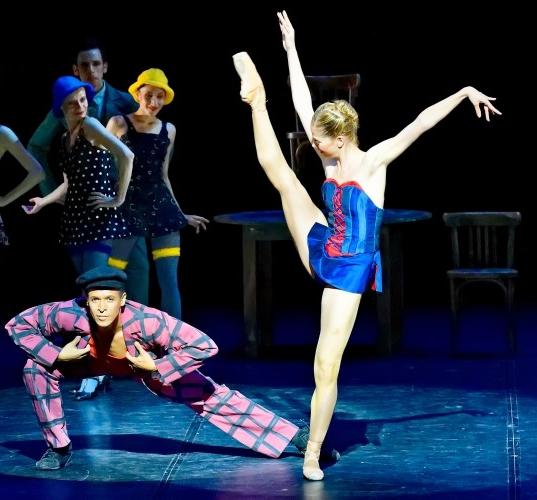 Pas de dieux Opéra de Nice, 2019