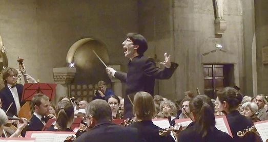 Léonard Ganvert chef d'orchestre, arrangeur - orchestrateur