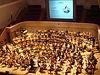 Arrangement G. Mahler par Léonard Ganvert pour l'Orchestre DEMOS, salle Pleyel, à Paris