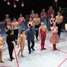 Léonard Ganvert, Éric Vu-An, les solistes et le Ballet Nice Méditerranée [pré-générale]