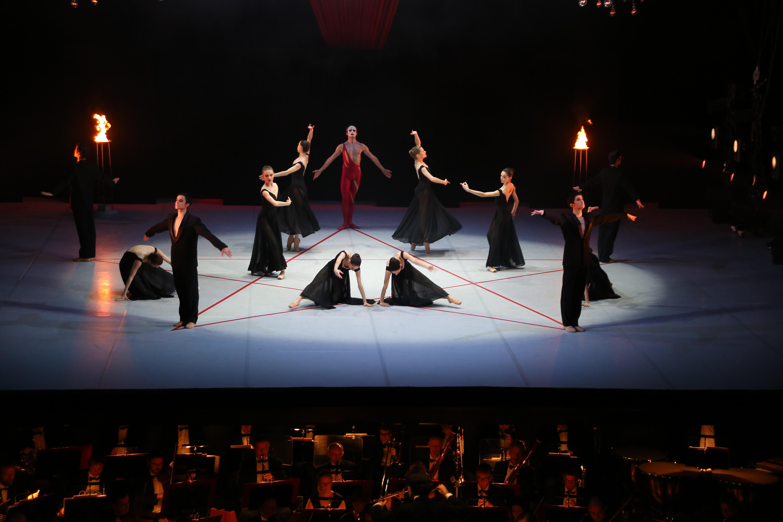 Faust, la valse