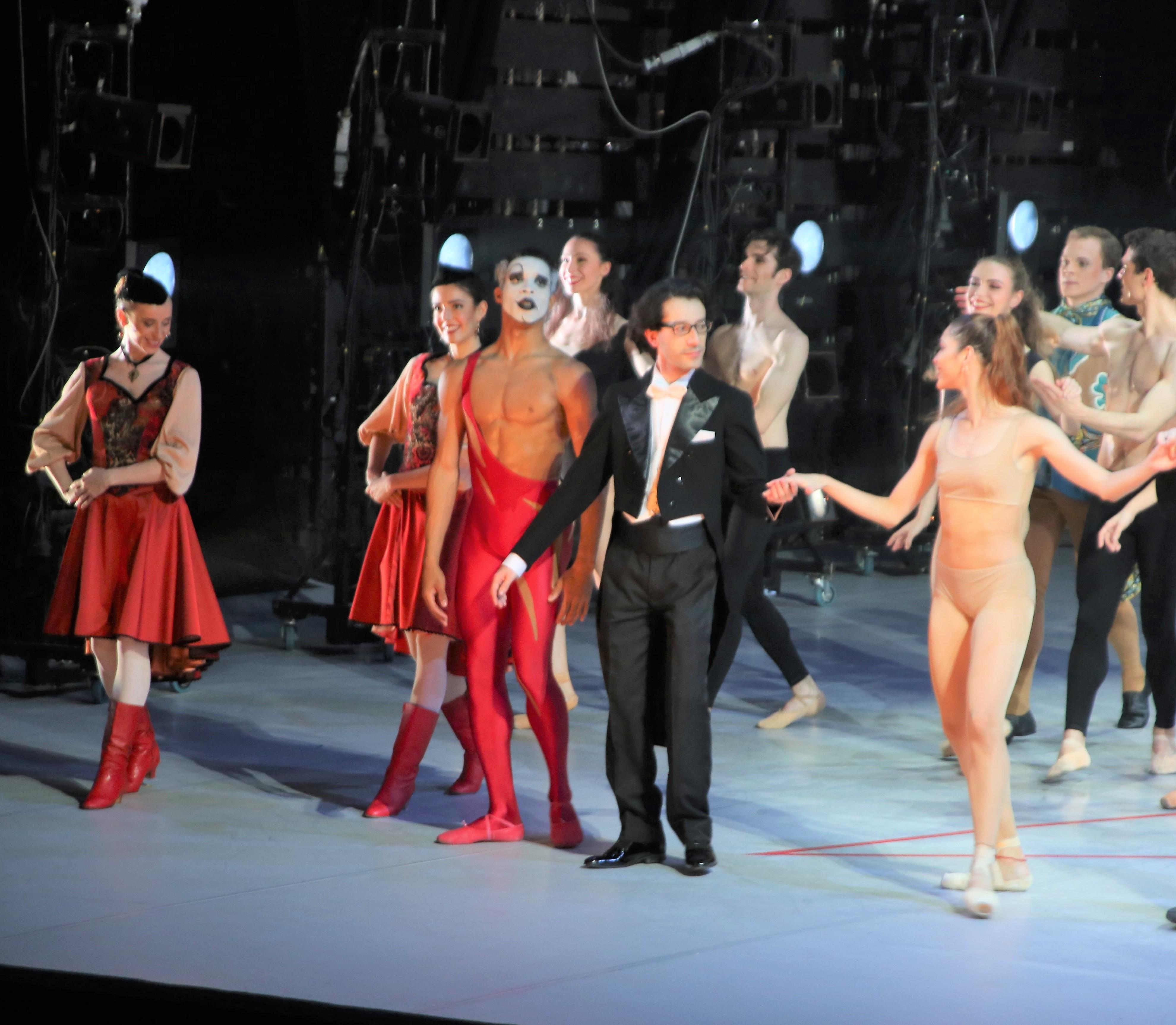 Léonard Ganvert et le Ballet