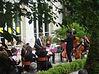 Léonard Ganvert dirige le concerto pour saxophone de A. Glazounov, à Paris.
