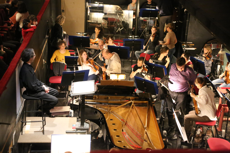 L'Orchestre Philharmonique de Nice Côte d'Azur
