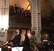 Léonard Ganvert dirige Ba-Ta-Clan de J. Offenbach, à Paris.