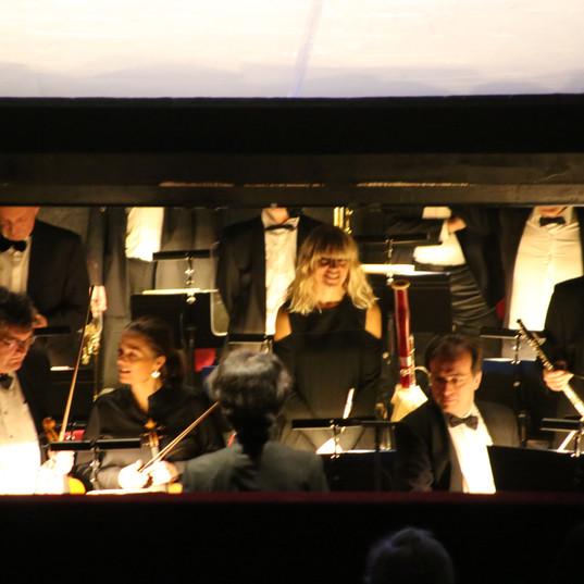 L'Orchestre Philharmonique de Nice Côte d'Azur à l'Opéra de Nice